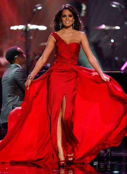 Miss Universe 2007-2010 TOP 25 Best in Evening Gown