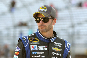 Jimmie Johnson New Hampshire Motor Speedway: Day 1