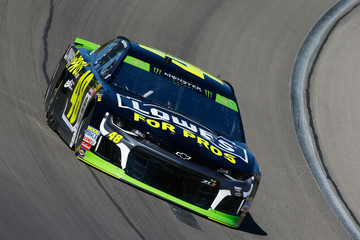 Jimmie Johnson Las Vegas Motor Speedway - Day 3