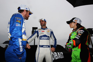 Jimmie Johnson Texas Motor Speedway - Day 3