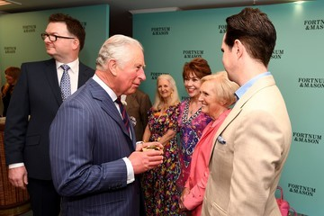 Jimmy Carr The Prince Of Wales Attends The Fortnum & Mason Food & Drink Awards