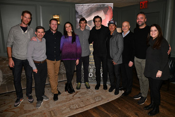 Jimmy Chin National Geographic Documentary Films Screening Of 'Free Solo'