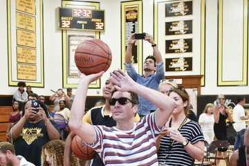 Jimmy Fallon Special Screening Of 'KILLER BEES' In Bridgehampton Hosted By Shaquille O'Neal