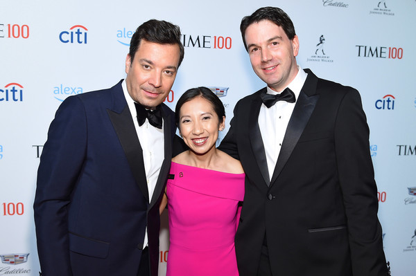896ab09801e Jimmy Fallon and Sebastian Walker Photos»Photostream · Pictures. TIME 100  Gala 2019 - Cocktails