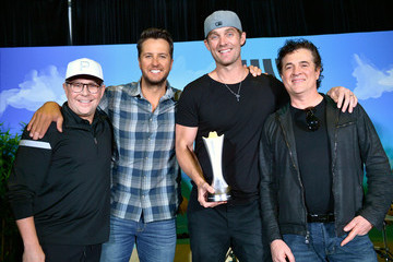 Jimmy Harnen 53rd Academy Of Country Music Awards Cumulus/Westwood One Radio Remotes - Day 1