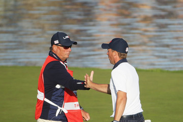 Jimmy Johnson 2018 Ryder Cup - Afternoon Foursome Matches