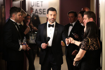 Jimmy Kimmel 89th Annual Academy Awards - Backstage