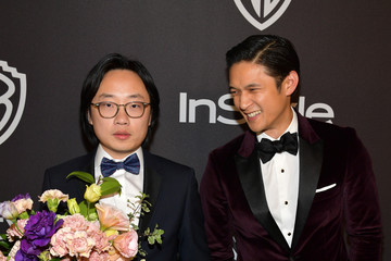 Jimmy O. Yang The 2019 InStyle And Warner Bros. 76th Annual Golden Globe Awards Post-Party - Red Carpet