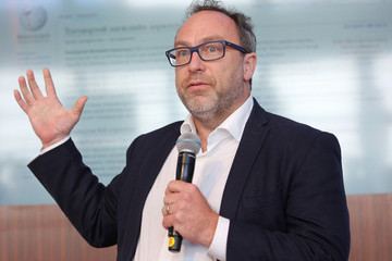 Jimmy Wales Global Goals 60 Second Cinema Ad Premiere