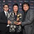 Jin Won Han 9th Annual Australian Academy Of Cinema And Television Arts (AACTA) International Awards - Inside