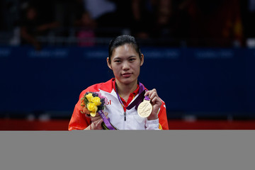 Jing 2012 London Paralympics - Day 4 - Table Tennis