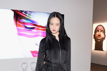 Jing Wen Dior Beauty Celebrates the Art of Color With Peter Philips in NYC