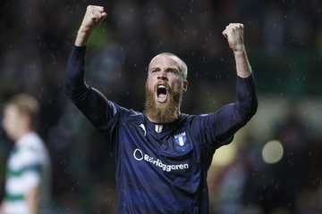 Jo Inge Berget Celtic v Malmo FF - UEFA Champions League: Qualifying Round Play Off First Leg