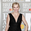 Jo Whiley The BRIT Awards 2017 - Red Carpet Arrivals