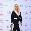 Jo Wood The Caudwell Children Butterfly Ball - Red Carpet Arrivals