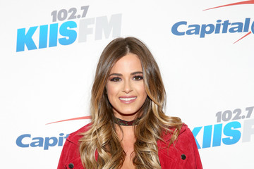 JoJo Fletcher 102.7 KIIS FM's Jingle Ball - Press Room