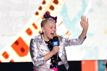 JoJo Siwa WE Day California To Celebrate Young People Changing The World