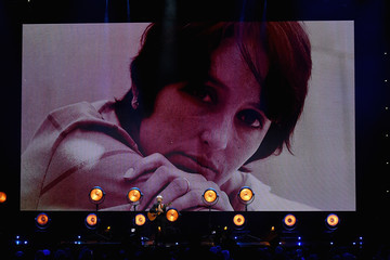 Joan Baez 32nd Annual Rock & Roll Hall Of Fame Induction Ceremony - Show