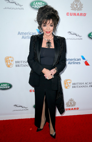 2018 British Academy Britannia Awards Presented By Jaguar Land Rover And American Airlines - Arrivals