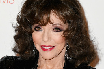 Joan Collins 25th Annual Race To Erase MS Gala - Arrivals