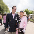 Joan Collins RHS Chelsea Flower Show 2019 - Press Day
