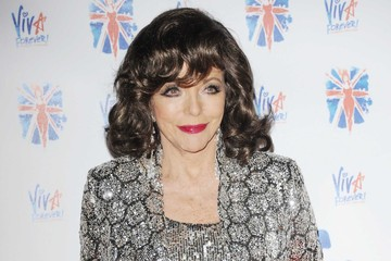 Joan Collins Viva Forever - After Party