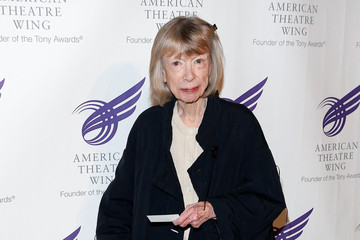 Joan Didion The American Theatre Wing's 2012 Annual Gala