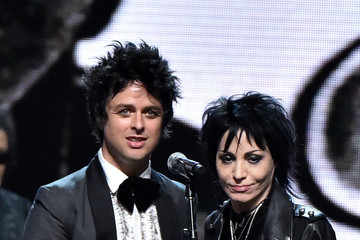 Joan Jett 30th Annual Rock And Roll Hall Of Fame Induction Ceremony - Show