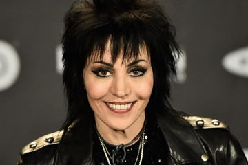 Joan Jett 30th Annual Rock And Roll Hall Of Fame Induction Ceremony - Press Room