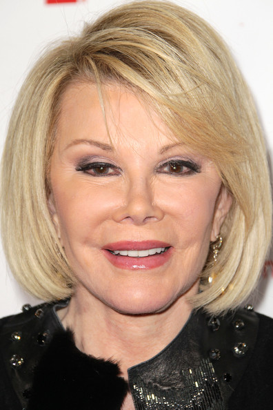 JOAN RIVERS Actress, Comedian
