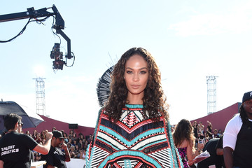 Joan Smalls Arrivals at the MTV Video Music Awards — Part 2