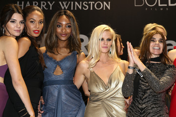 Joan Smalls amfAR's 22nd Cinema Against AIDS Gala, Presented By Bold Films And Harry Winston - Show
