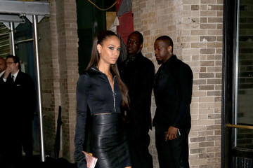 Joan Smalls 'Manus x Machina: Fashion in an Age of Technology' Costume Institute Gala - After Parties