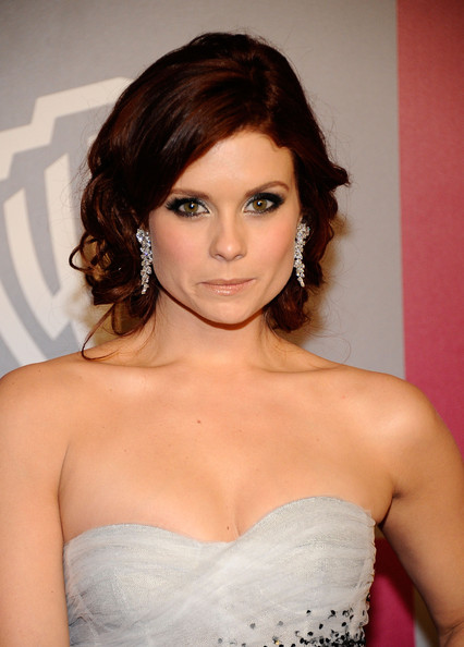 Joanna Garcia Actress Joanna Garcia arrives at the 2011 InStyle And Warner