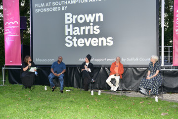 Joanna Coles House of Cardin Screening Hosted By Fern Mallis At The Southampton Arts Center