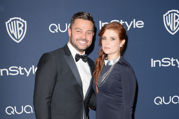 Joanna Garcia Arrivals at the InStyle/Warner Bros. Golden Globes Party — Part 2