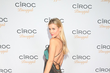 Joanna Krupa French Montana & Mohamed Hadid Birthday Party Powered By CIROC Pineapple And Produced By CultCollectiveEvent.com