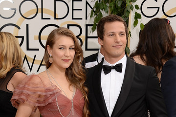 Joanna Newsom 71st Annual Golden Globe Awards - Arrivals