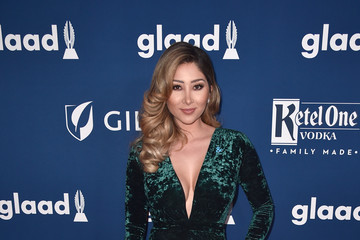 Joanna Zanella 29th Annual GLAAD Media Awards - Arrivals