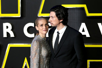 Joanne Tucker 'Star Wars: The Force Awakens' - European Film Premiere - Red Carpet Arrivals