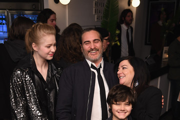 Joaquin Phoenix Lynne Ramsay 'You Were Never Really Here' New York Premiere