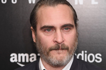 Joaquin Phoenix 'You Were Never Really Here' New York Premiere