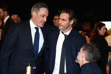 Joaquin Phoenix 2015 Film Independent Spirit Awards - Backstage And Audience