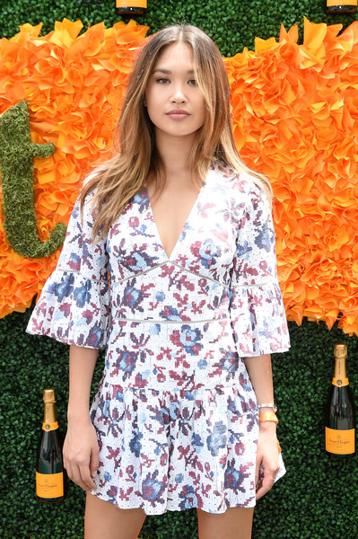 The Ninth Annual Veuve Clicquot Polo Classic - Arrivals