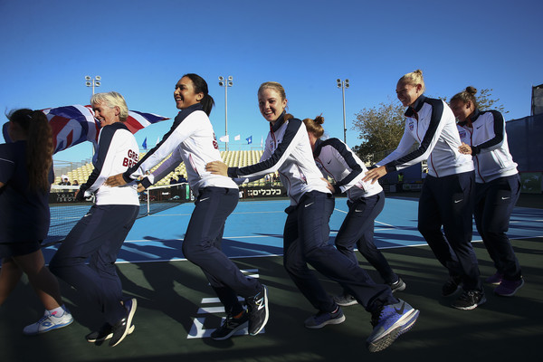 South Africa v Great Britain: Fed Cup Europe/Africa Group One - Day Two