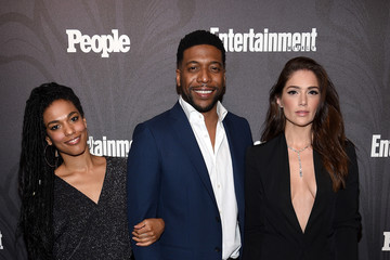 Jocko Sims Entertainment Weekly & People New York Upfronts Party 2018 - Arrivals