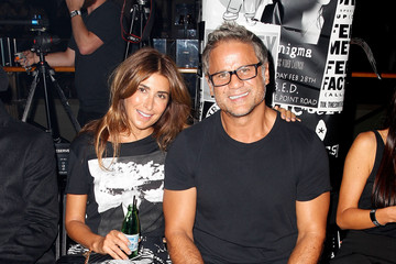 Jodhi Meares David Jones A/W Fashion Launch Socials
