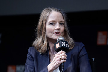 Jodie Foster 56th New York Film Festival - 'Falling Leaves / Be Natural'