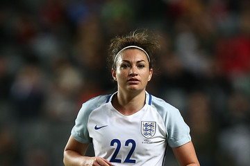 Jodie Taylor England Women v Austria Women - International Friendly