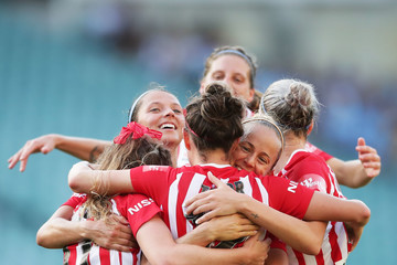 Jodie Taylor W-League Grand Final - Sydney v Melbourne